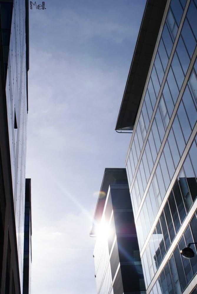Batiment de verre / Paris 13e, les nouveaux quartiers (Ll')