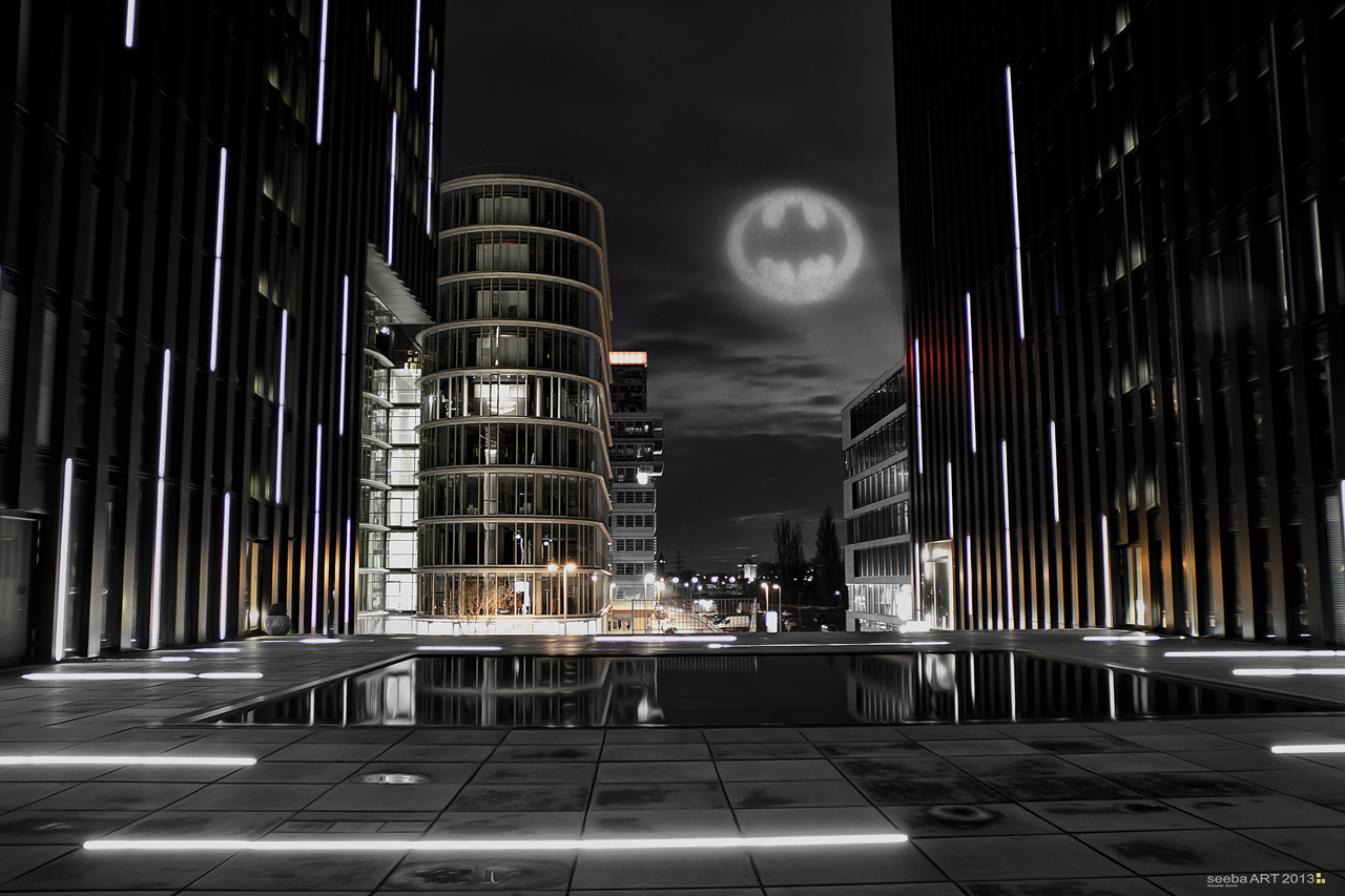 Batman is needed