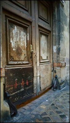 Battements de portes