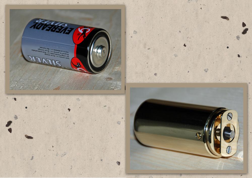 """Batterie - """"Anzug"""""""