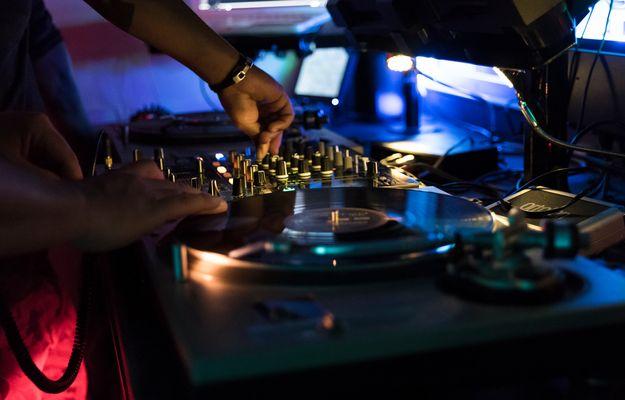 Battle vinyls in da Mix