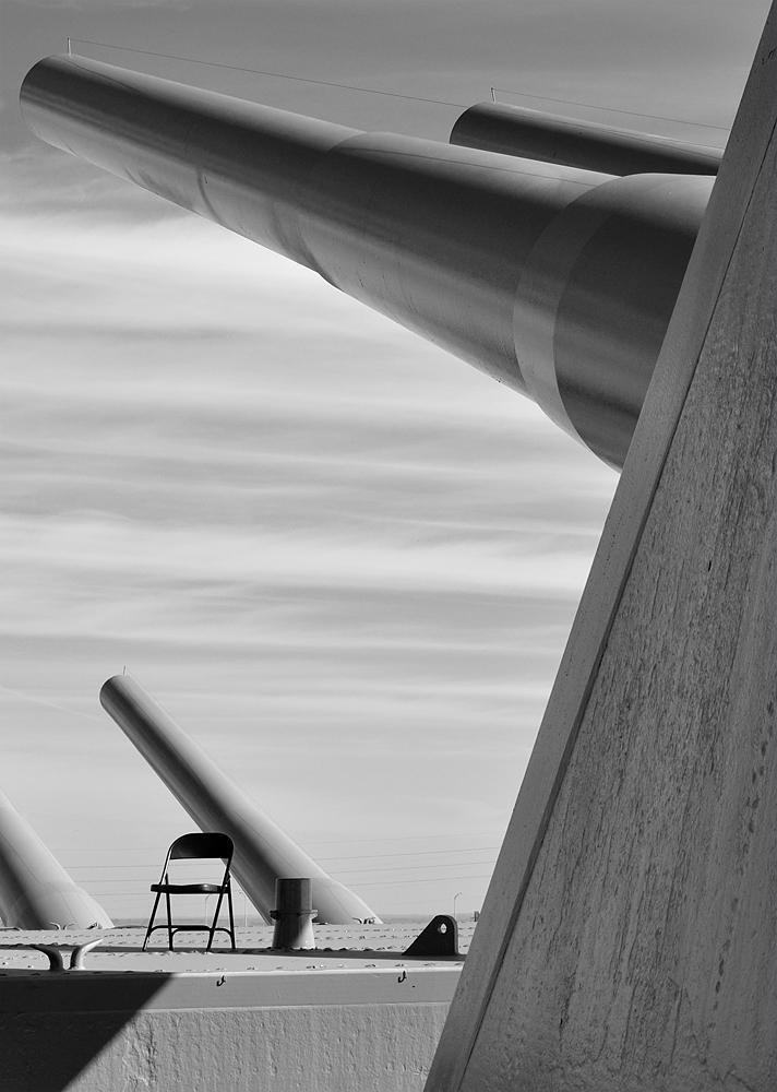 Battleship Chair