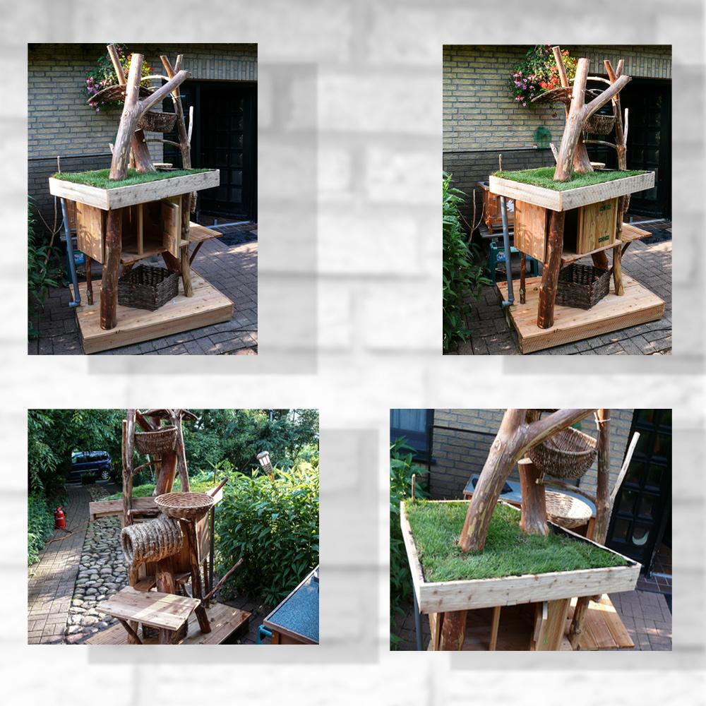 bau eines katzen kratzbaumes 7 foto bild m bel alltagsdesign specials bilder auf. Black Bedroom Furniture Sets. Home Design Ideas