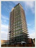 Bauarbeiten am HKB Neubrandenburg
