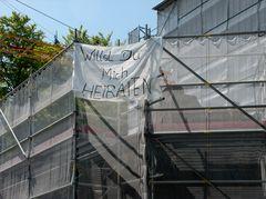 Bauarbeiterromantik