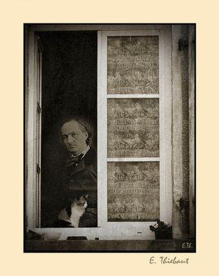 Baudelaire est passé par là....