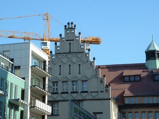 Bauen in Chemnitz,Mittelstandsmeile