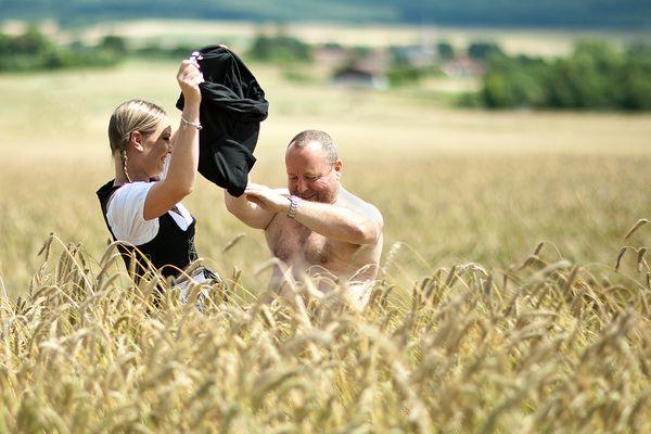 Bauer sucht Frau : Vorbereitungen ;-)