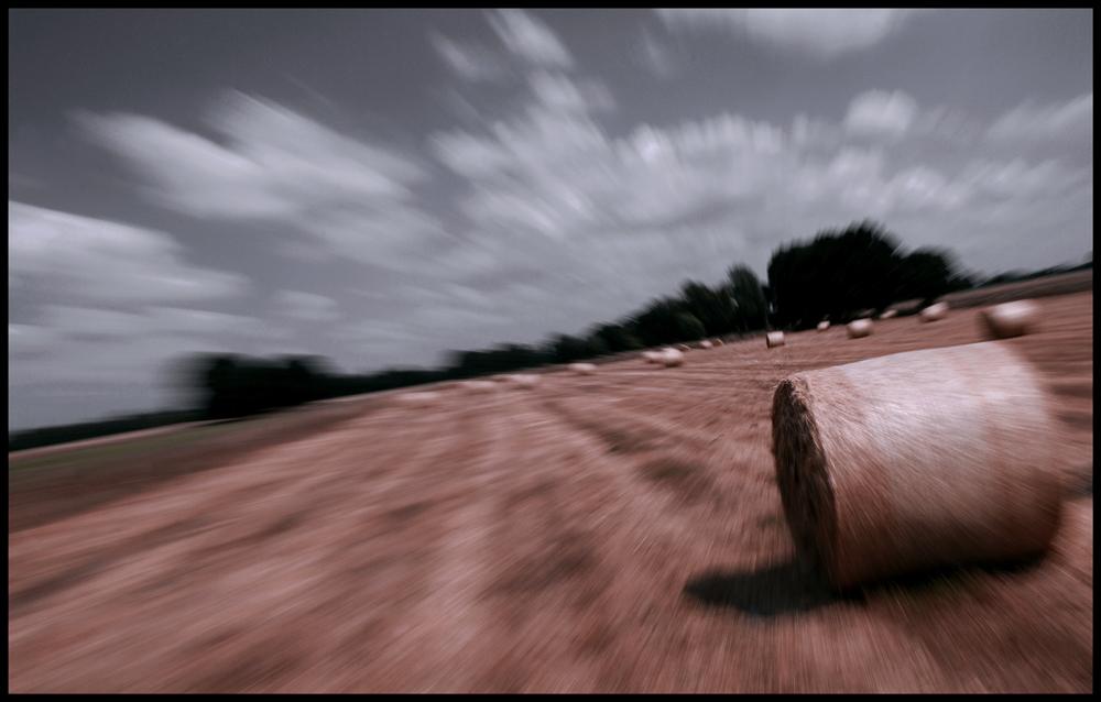 Bauern-Bowling