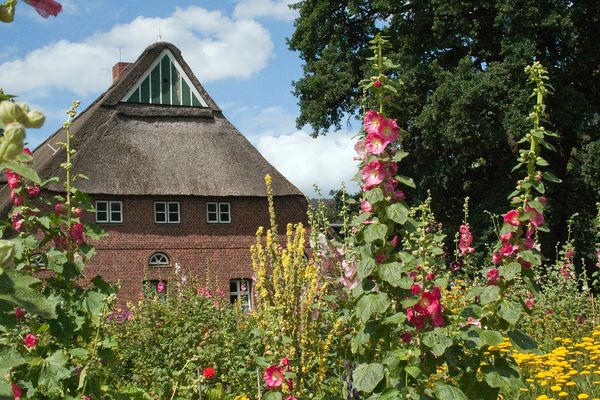 Bauerngarten im Arboretum