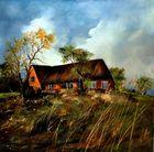 Bauernhaus an der See