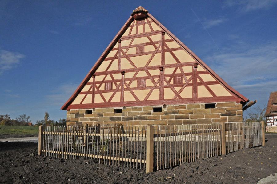 Bauernhaus aus Unterlindelbach