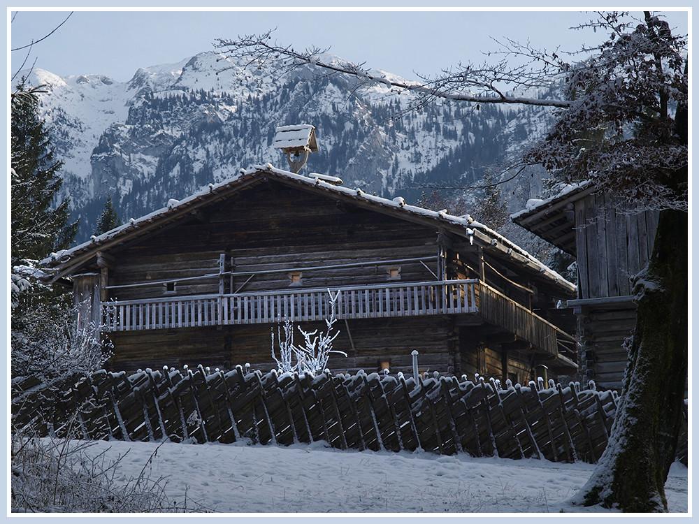 Bauernhaus in Großgmain