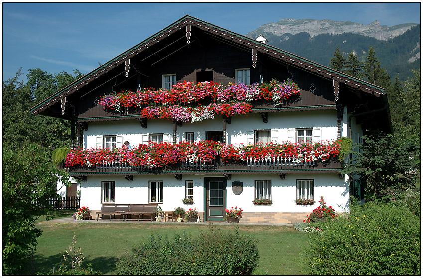 Bauernhaus in Kramsach