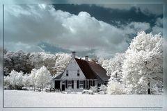 Bauernhaus <Infrarot>