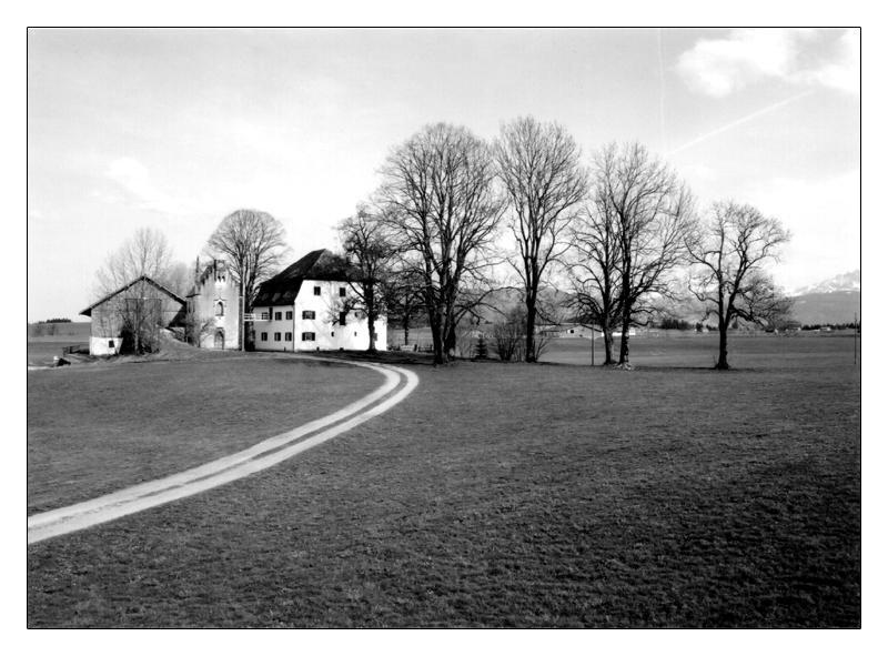 Bauernhof in Süddeutschland (II)