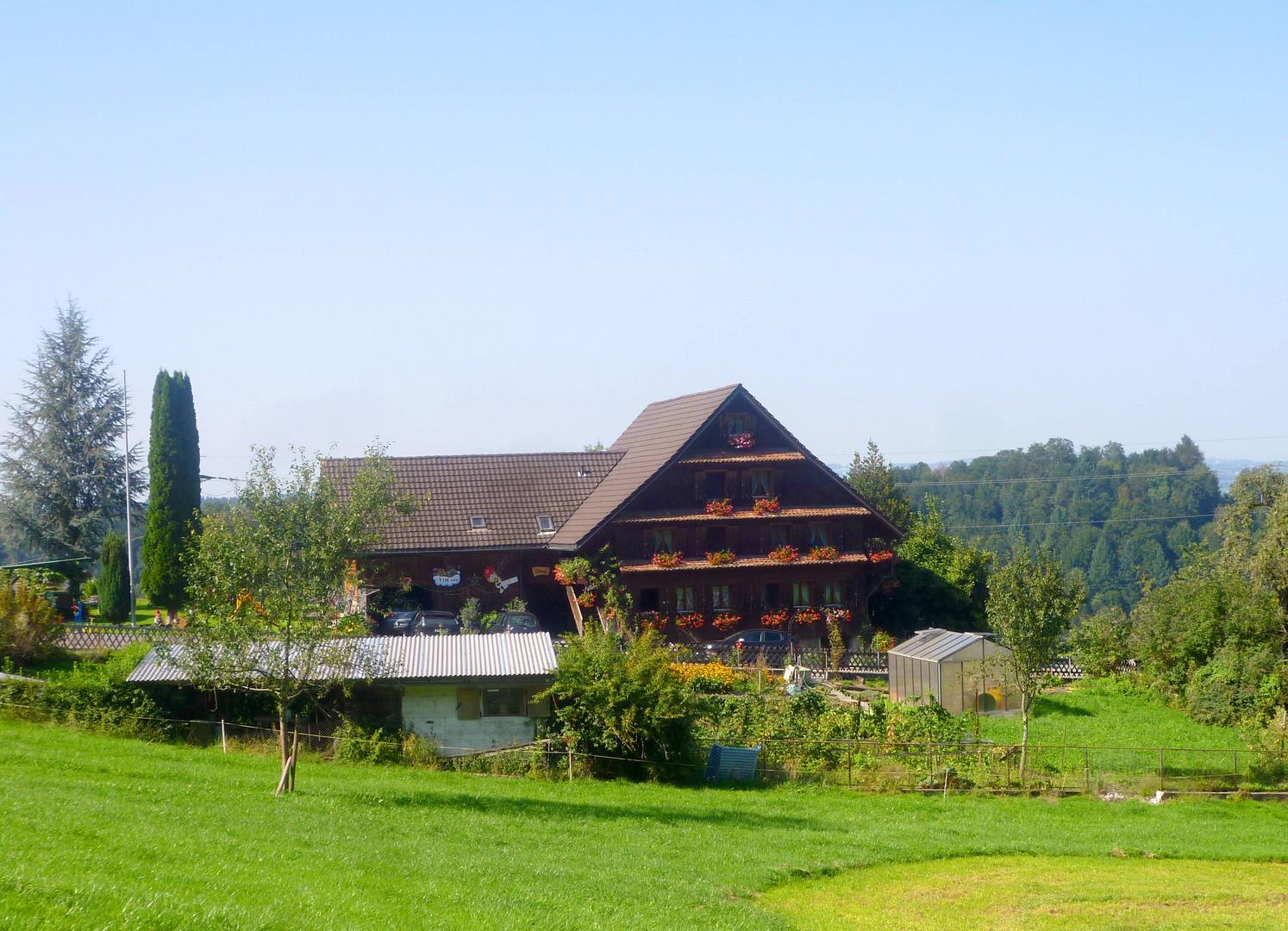 Bauernhof Oberwil ...