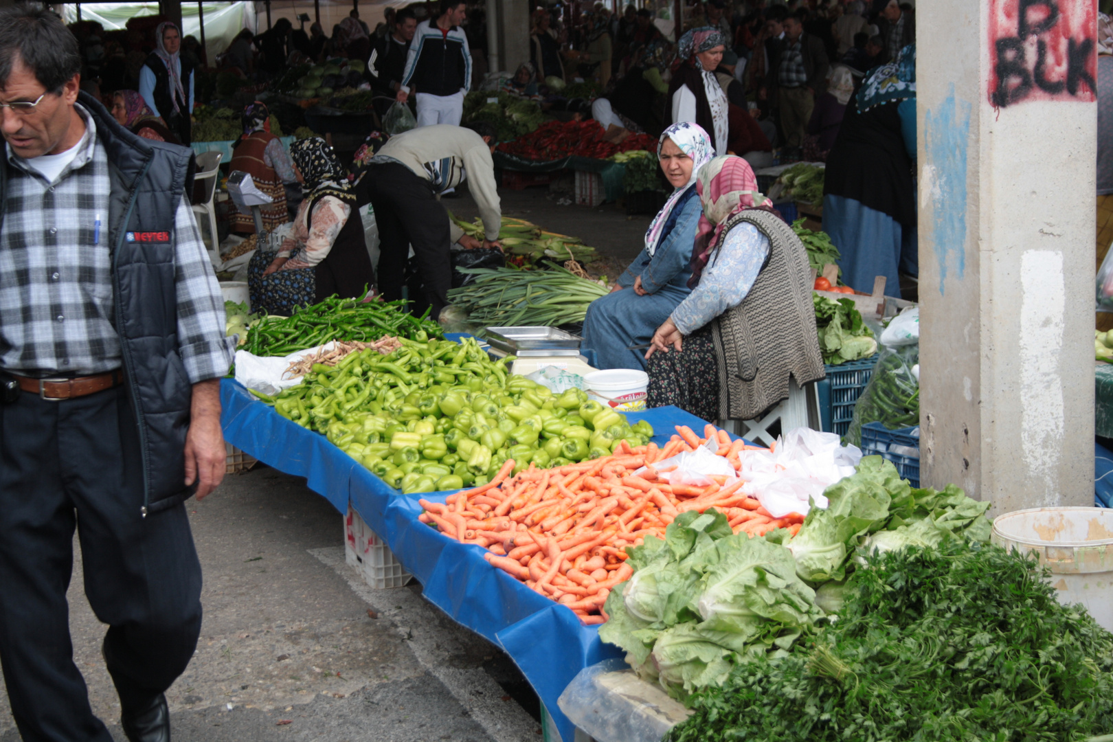 Bauernmarkt 1