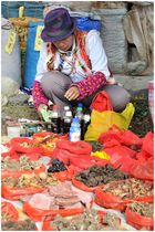 Bauernmarkt in Dali