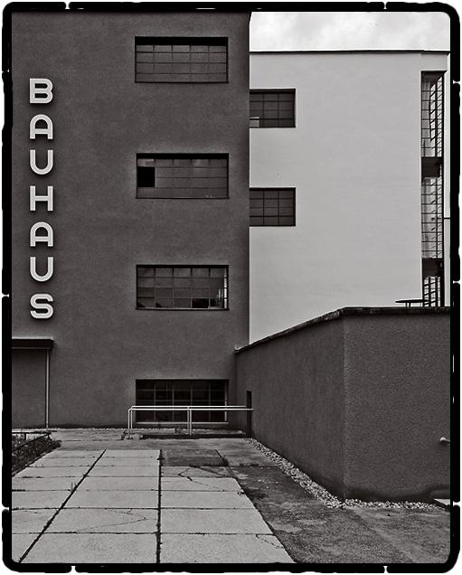 Bauhaus ....