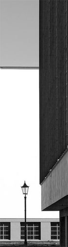 Bauhaus Dessau     Das Moderne und die Schinkelleuchte