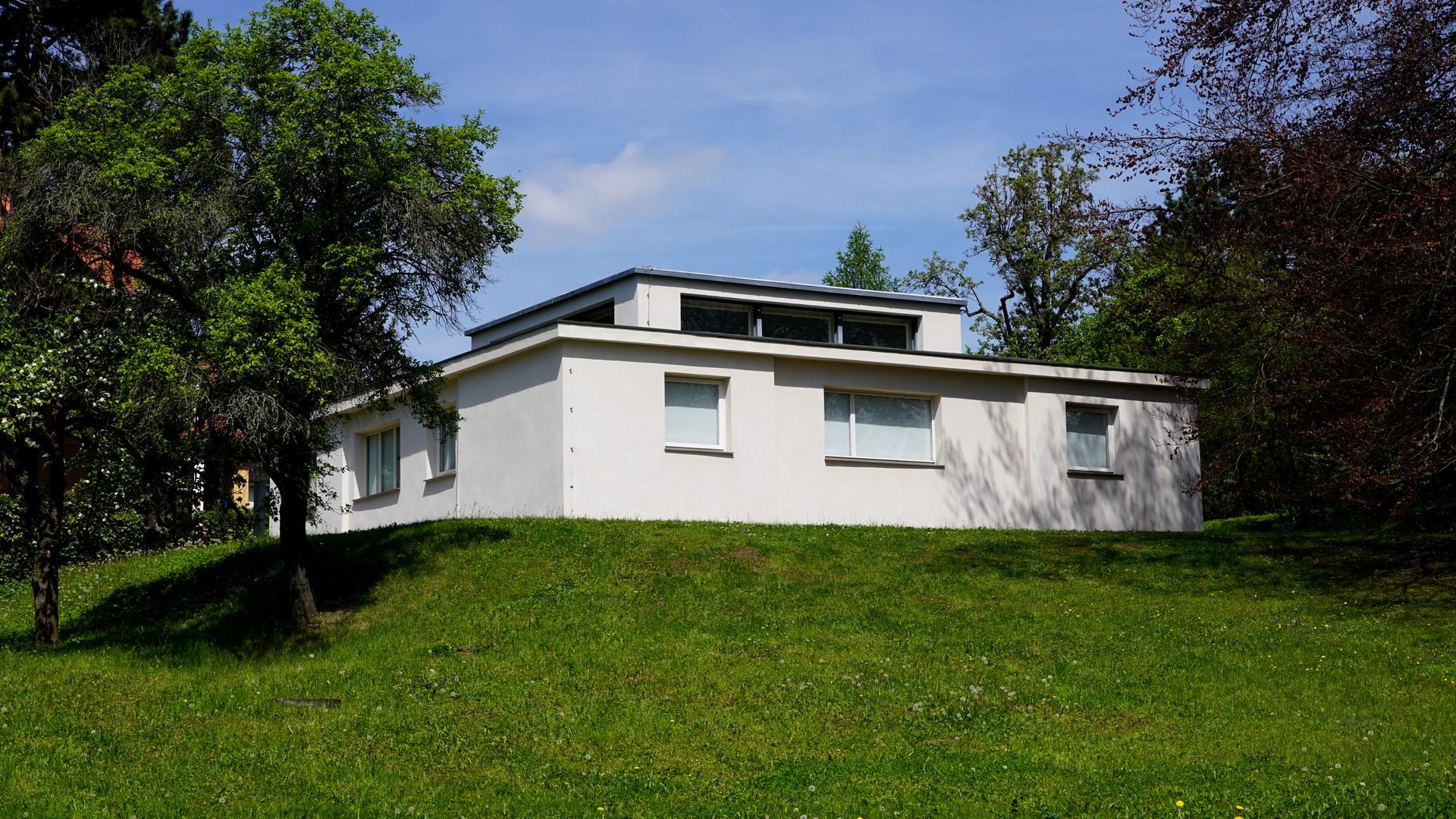 Bauhaus haus am horn foto bild architektur motive weimar bilder auf fotocommunity - Architektur weimar ...
