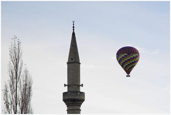 baum.minarett, balon
