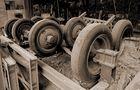 Baumschälmaschine
