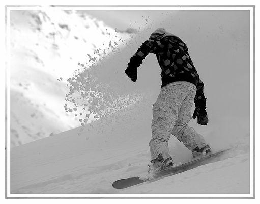 baunz im schnee II