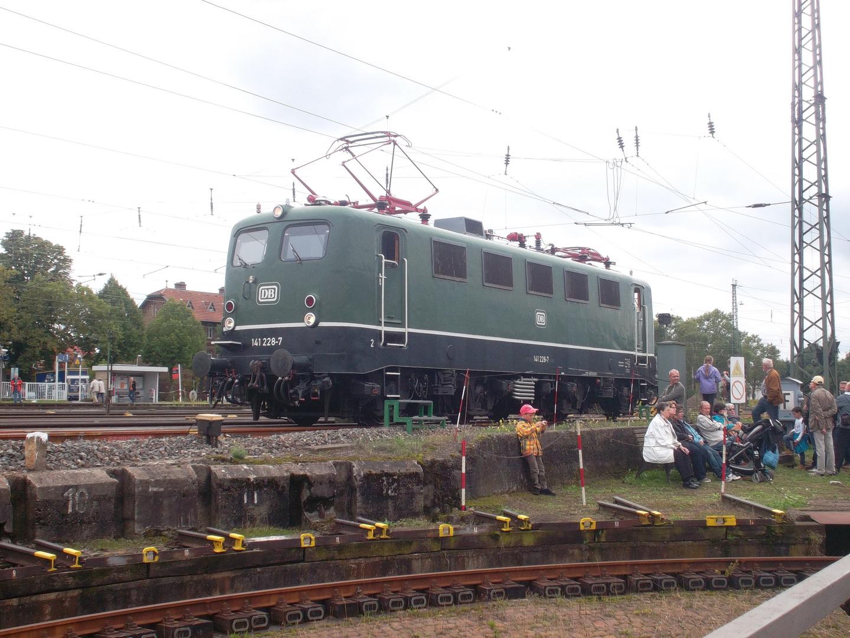 Baureihe 141 (141 228-7 des Eisenbahnmuseums Darmstadt-Kranichstein)