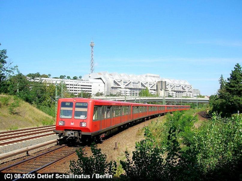 Baureihe 485 Berlin Westkreuz