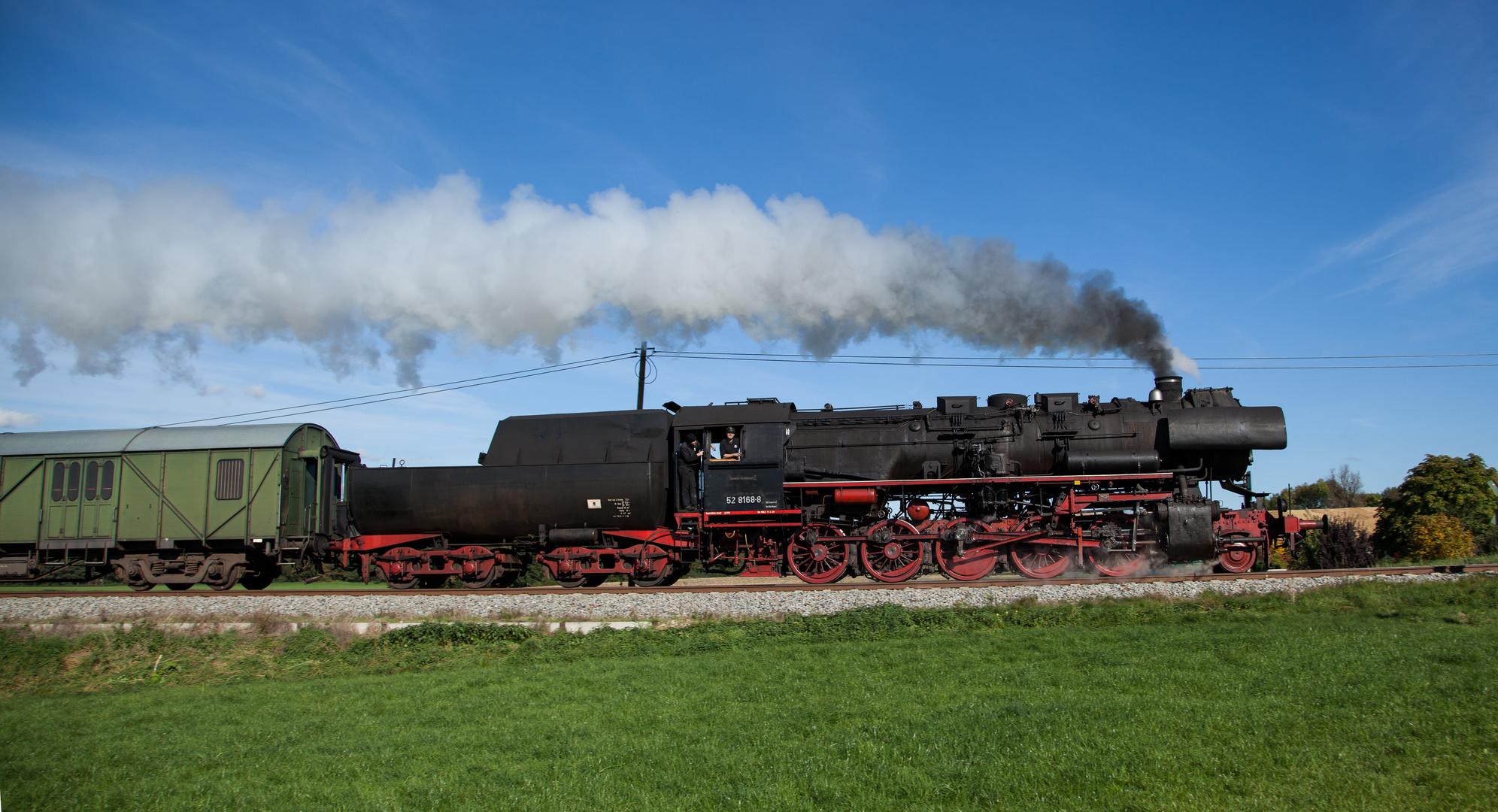 Baureihe 52 8168-8 #3
