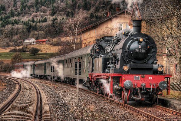 Baureihe 78 468 am 27.03.2010 2