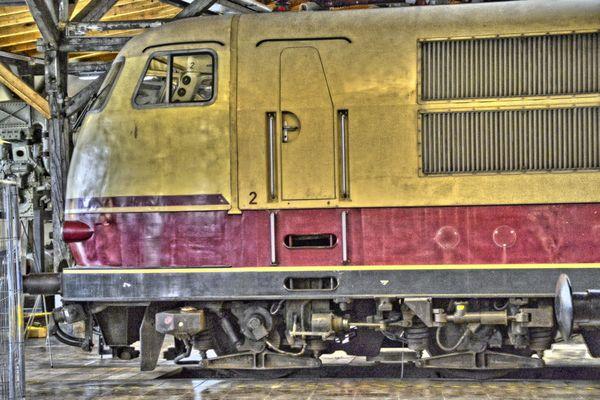 Baureihe E 103 (Lokwelt Freilassing)