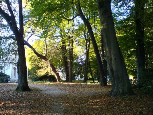Baurs Park Blankenese Hamburg