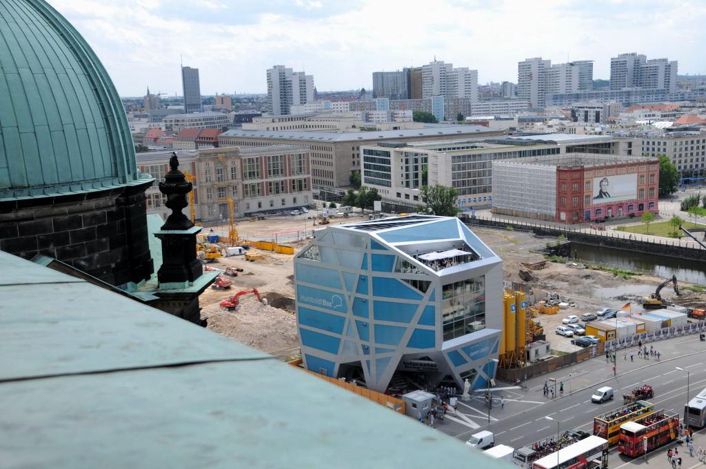 Baustelle Berlin 2012