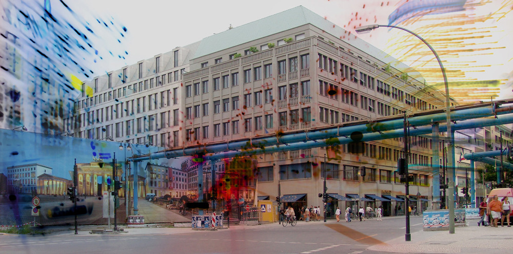 BAUSTELLE BERLIN