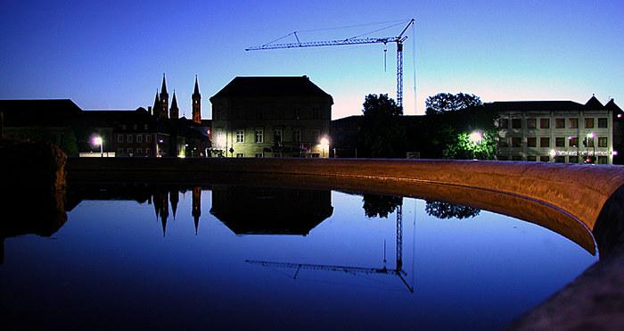 Baustelle Würzburg