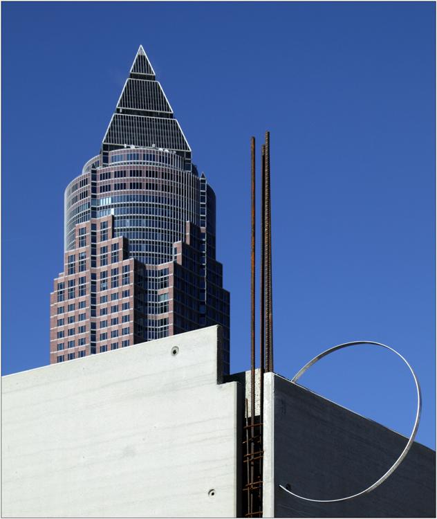 Baustellen-Skulptur II