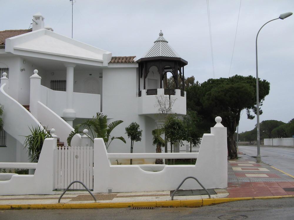 Baustill in Südspanien Playa de la Barrosa