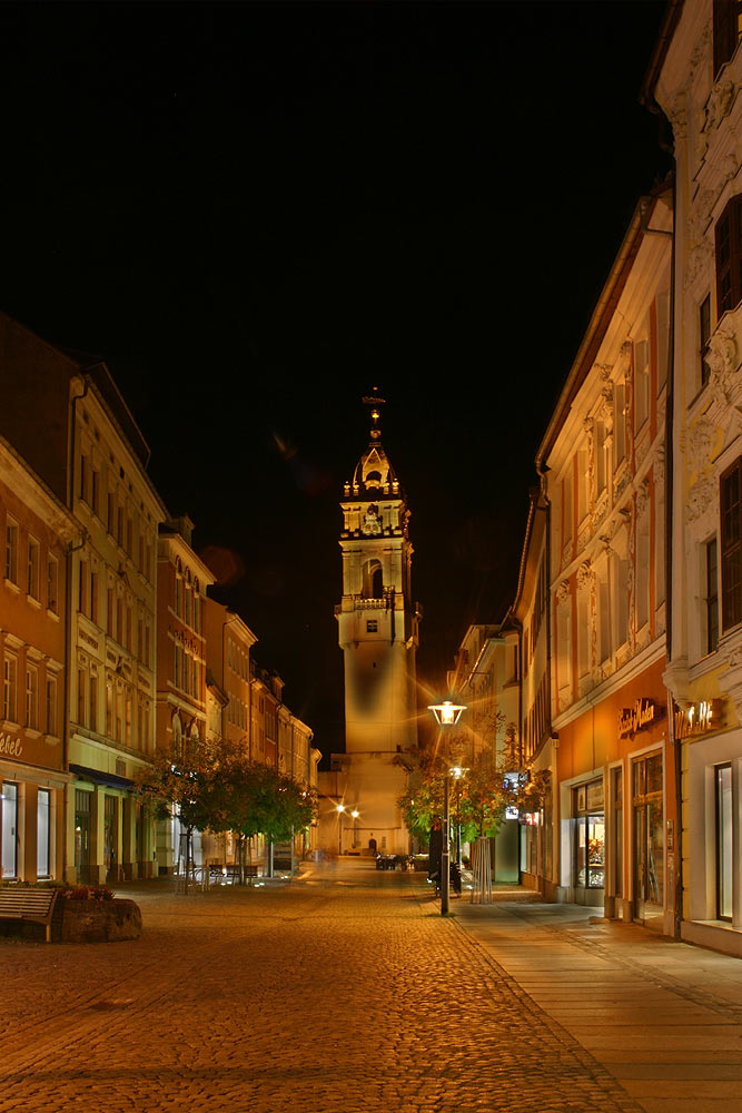 Bautzen - der schiefe Turm
