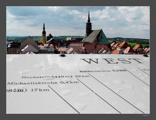 Bautzen - Stadt im Osten