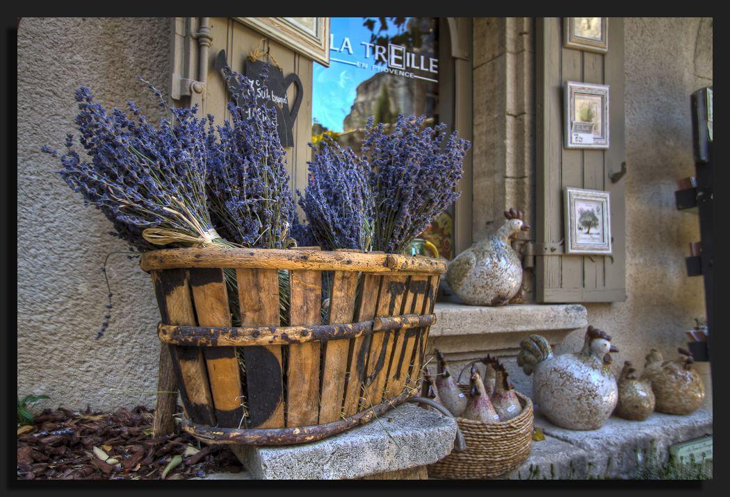 Baux de Provence...