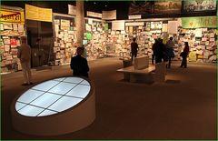 BAUZAUN  MUSEUM  +TEXT  HAUSRECHT versus FREIHEIT