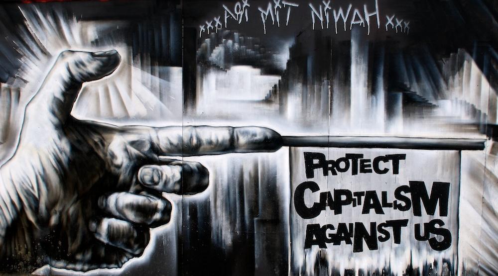 Bauzaungraffiti #11