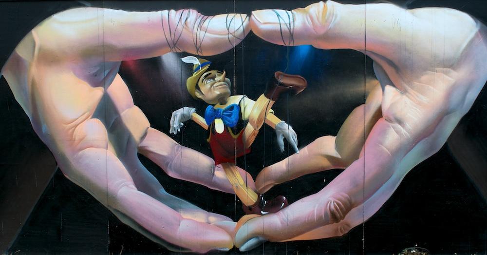 Bauzaungraffiti #2