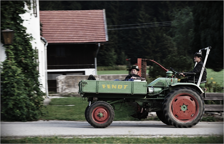 Bavarian Express...