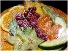 Bavarois Fruit de la passion-Framboise ...