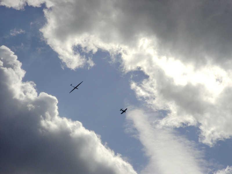 Bay. Segelflugmeisterschaft - Lichtblick-