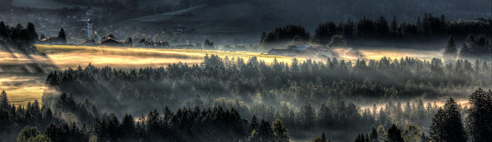 Bayerische Alpen - Altstädten